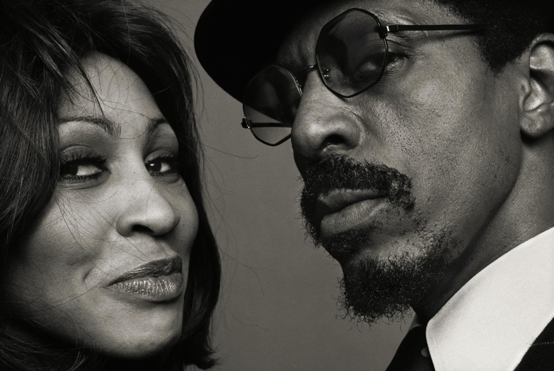 """Ike & Tina Turner, Los Angeles 1975 """"The Look"""""""