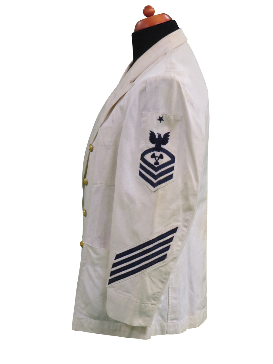 Jacket worn at two Concerts in the early 1970's by Pete Townshend