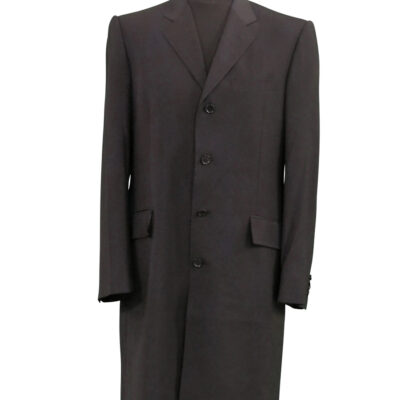 Black D&G Coat worn by Neil Young