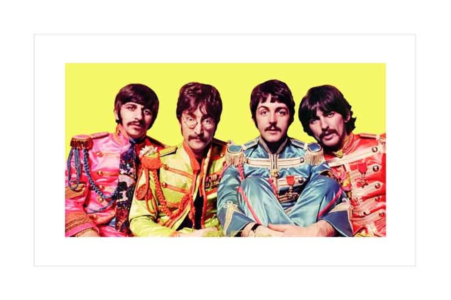 The Beatles - Sgt. Pepper's Lonley Heart Club Band Outtake by Miachael Cooper