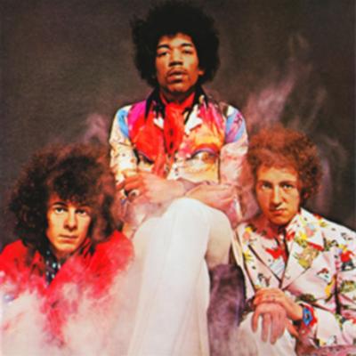 Jimi Hendrix Electric Ladyland Limited Art Print by Karl Ferris