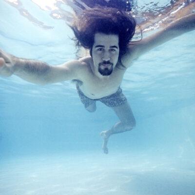 Krist Novoselic Nirvana Nevermind Photo