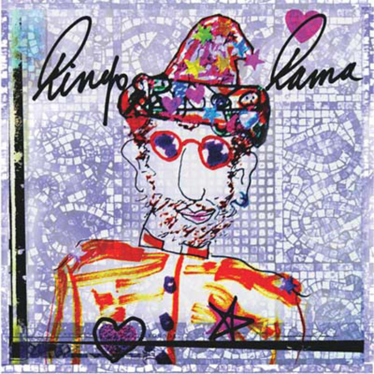 Ringo Rama - Limited Art Print by Ringo Starr