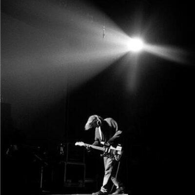 Kurt Cobain - 1991 Live At The Paramount, Seattle WA - by Karen Mason Blair