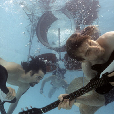 Nirvana Nevermind 25th Anniversary Outtake