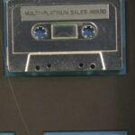 Abbey Road RIAA Multi Platinum Award