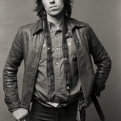 """Keith Richards, Los Angeles 1972 """"Exile's OK"""""""