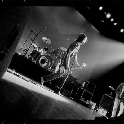 Nirvana - Live at the Paramount 31.10.1991 Seattle, WA - by Karen Mason-Blair