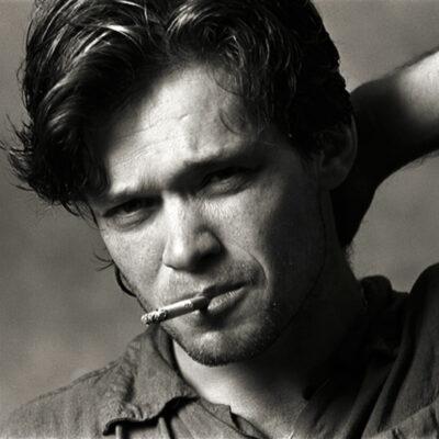 "John Mellencamp, Los Angeles 1979 ""John with Cigarette"""