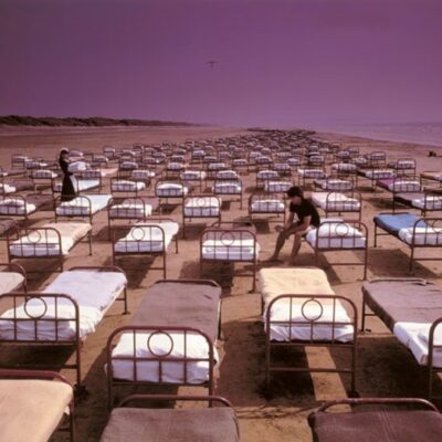 """Pink Floyd """"A Momentary Lapse of Reason"""" Limited Fine Art Print - Signed by Storm Thorgerson"""