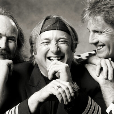 """Crosby, Stills & Nash, Los Angeles 1985 """"CS&N II"""""""