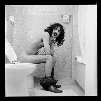 ZAPPA KRAPPA 1 Frank Zappa by Robert Davidson