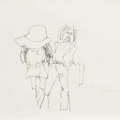 """John Lennon - Bag One Suite """"Honeymoon"""""""