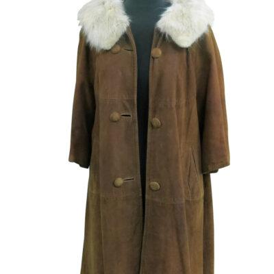 Winter Fur Coat Owned and Worn by Janis Joplin