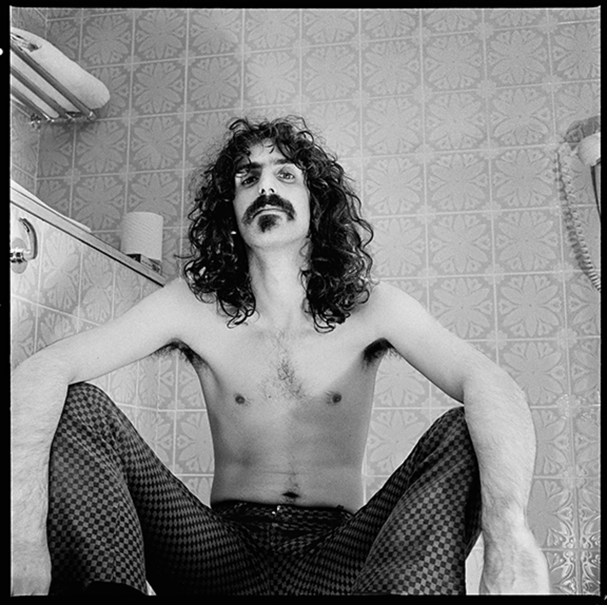 ZAPPA KRAPPA 3 Frank Zappa by Robert Davidson