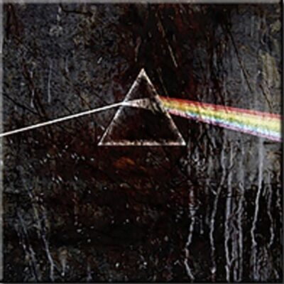 """""""Dark Side Of The Moon"""" Limited Art Print on Canvas by A.J."""