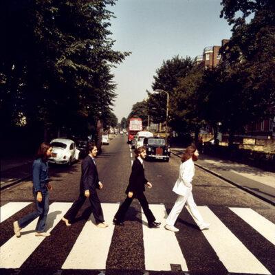 "The Beatles - The Abbey Road Set ""Frame 3"" by Iain Macmillan"