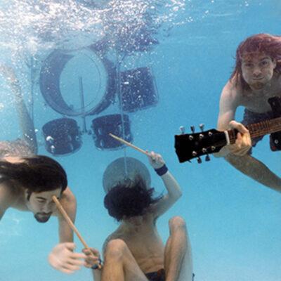 Nirvana Nevermind Underwater I Photo
