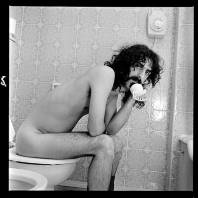 ZAPPA KRAPPA 6 Frank Zappa by Robert Davidson