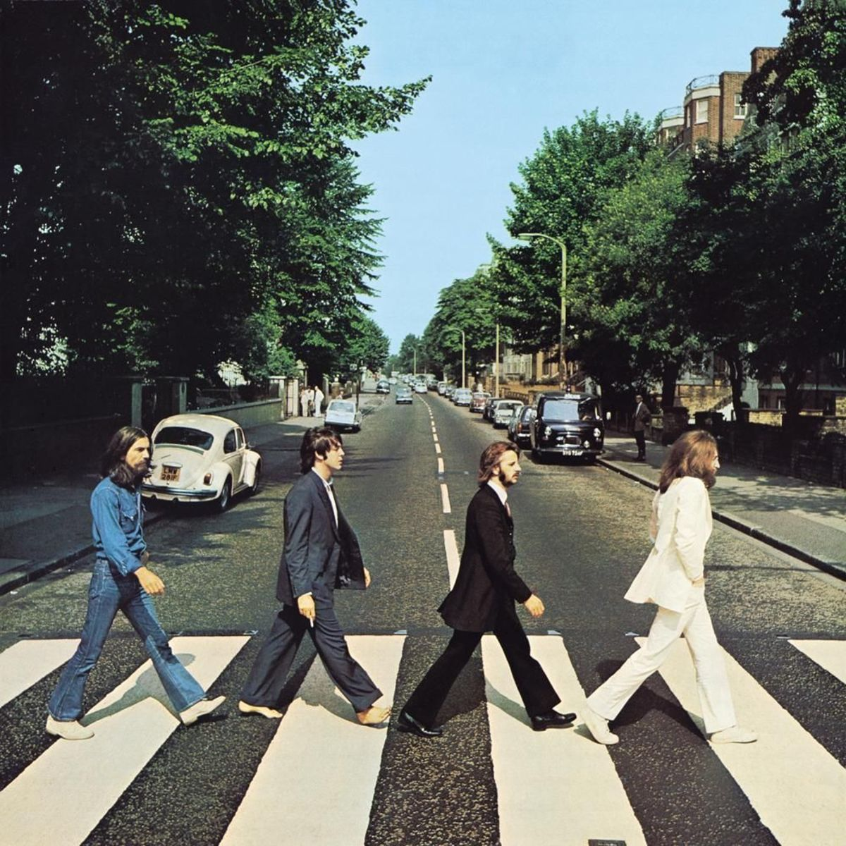 "The Beatles - The Abbey Road Set ""Frame 5"" by Iain Macmillan"