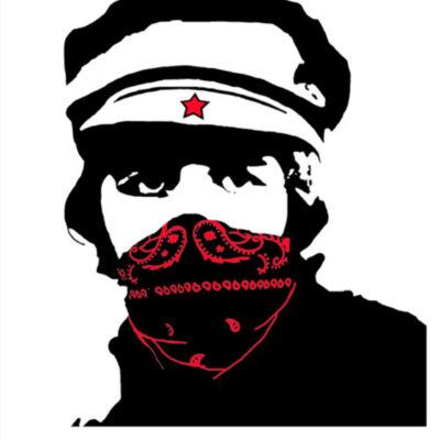 Red Bandana Man - Limited Art Print by Ringo Starr