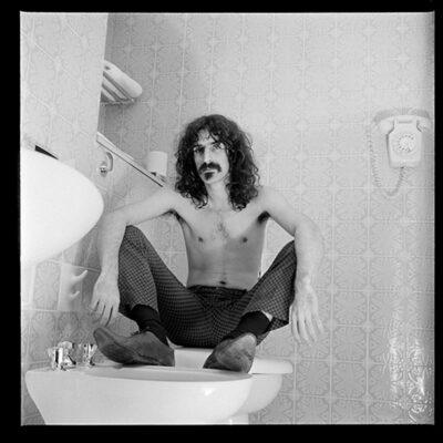 ZAPPA KRAPPA 4 Frank Zappa by Robert Davidson