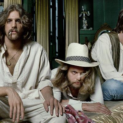 "The Eagles, Los Angeles 1976 ""Hotel California"""
